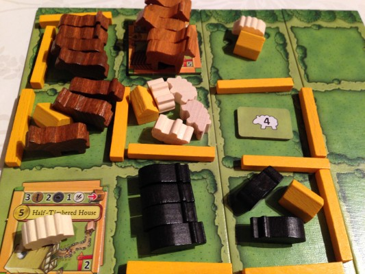 Agricola - All Creatures Big and Small