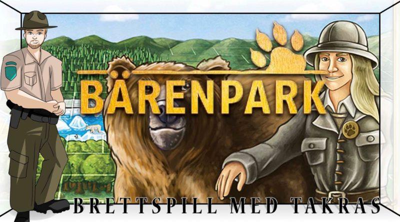Brettspill med Takras: Bärenpark