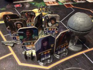 Helte-fest rundt Death Star