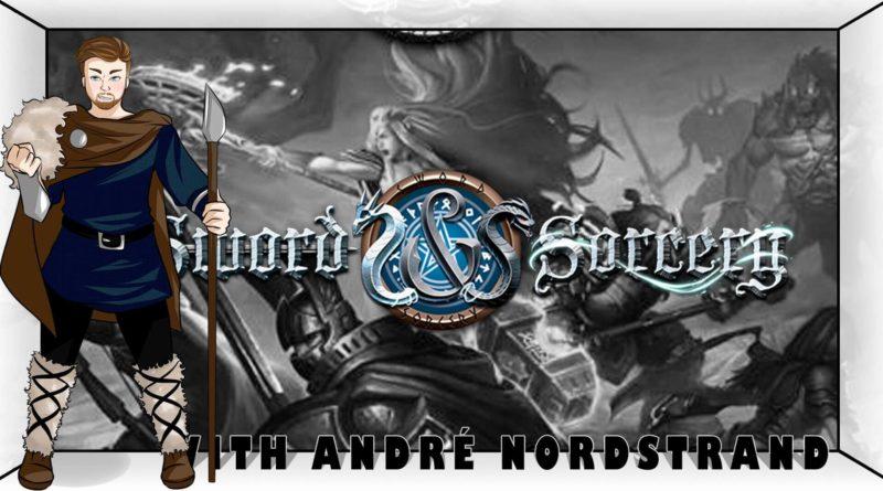 Sword & Sorcery forside