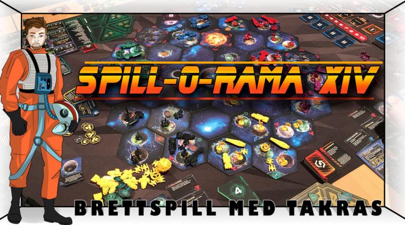 Spill-o-rama XIV