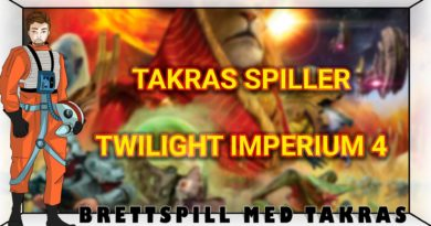 Twilight Imperium Fourth Spiller