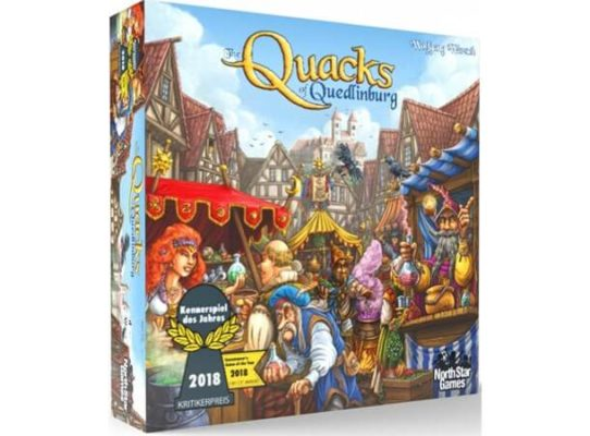Quacks of Quedlingburg
