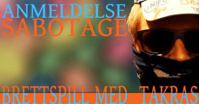 Sabotage cover-bilde