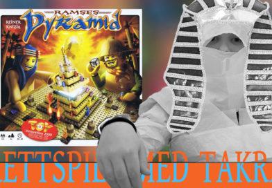 Ramses Pyramid – Mumiens forbannelse eller velsignelse?