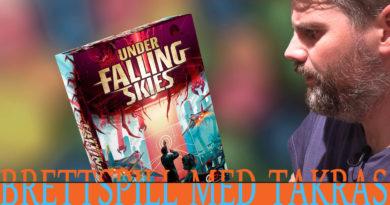 Anmeldelse av Under Falling Skies