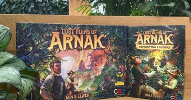 Bilde av Lost Ruins of Arnak sammen med Expedition Leaders
